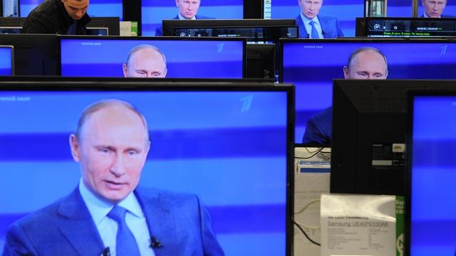 Le Monde: Антироссийская истерия добавляет Путину сторонников