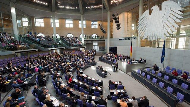Немецкие политики осудили Шойбле за сравнение Путина с Гитлером