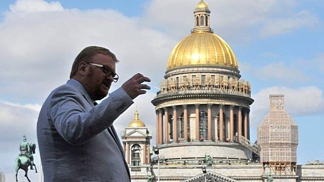 Депутат Милонов предлагает создать в России «полицию нравов»