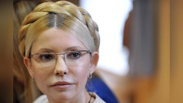 Тимошенко выпрашивает военную помощь и новые санкции против Путина