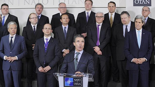 НАТО отказало России в практическом сотрудничестве