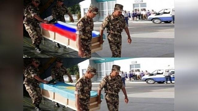 Украинские СМИ выдают убитых казахских военных за «русских»