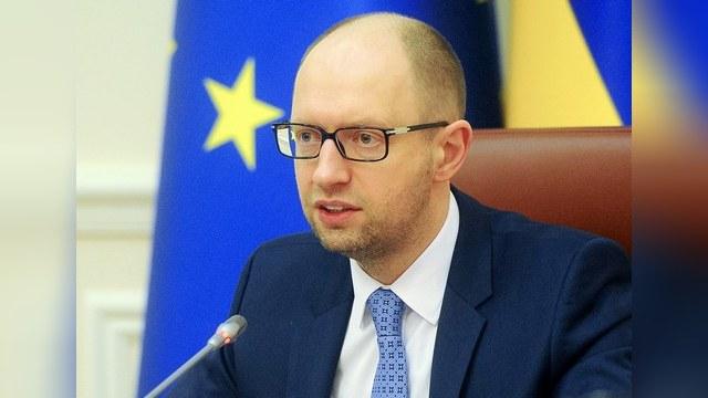 Яценюк: Россия экспортирует терроризм на Украину