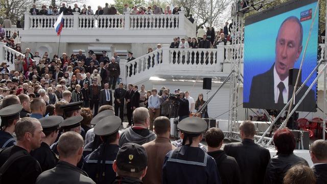 Le Figaro: Присоединив Крым, Путин укрепил не Россию, а Запад
