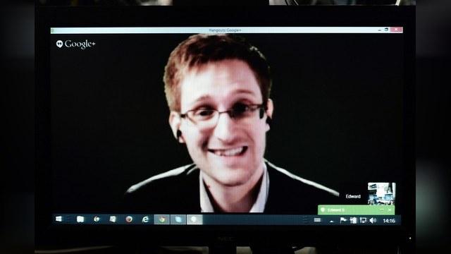 Сноуден: Путин не дал правдивого ответа на вопрос о слежке