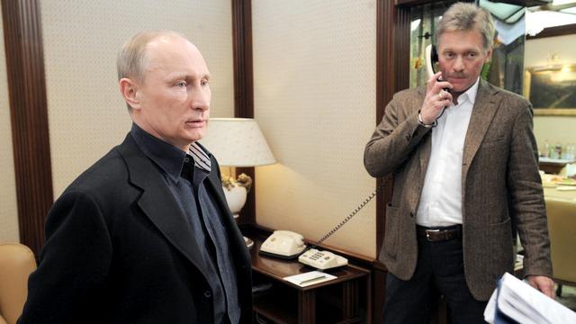 Санкции против «миллиардов Путина» рассмешили его пресс-секретаря