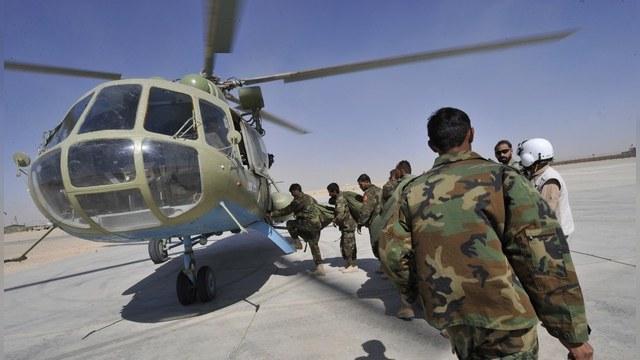 CSM: Пентагон просит повременить с санкциями из-за российских вертолетов