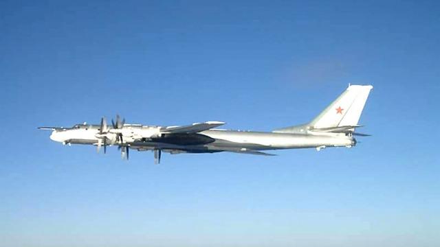 WSJ: Британцы «засекли» российские бомбардировщики близ Шотландии