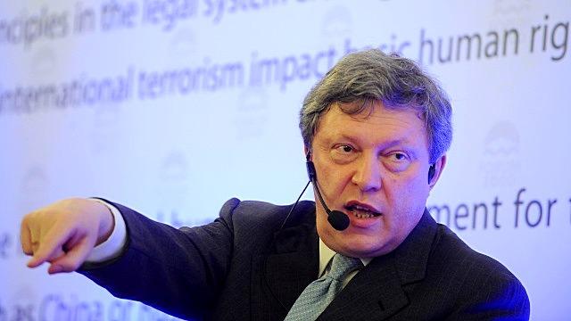 Григорий Явлинский: Россия создает хаос на юго-востоке Украины