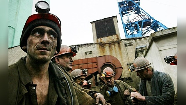 Шахтеры Донбасса отказались платить за «Евромайдан»