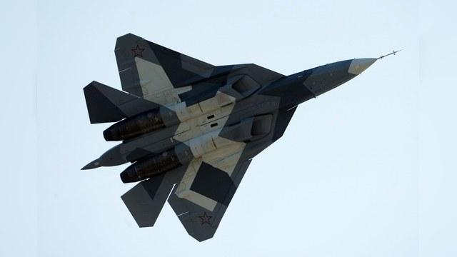 Пентагон увидел в небе над Украиной российские самолеты