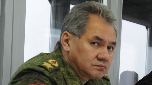 Пентагон: Шойгу пообещал США не начинать военную операцию на Украине
