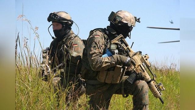 Bild: Немецкий спецназ ждет приказа о «зачистке» Славянска