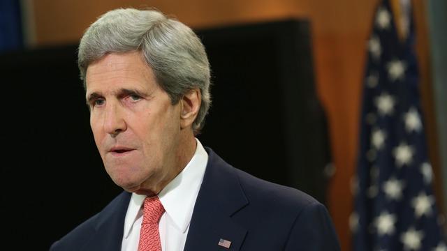 Керри: США разоблачили «российских шпионов» на Украине