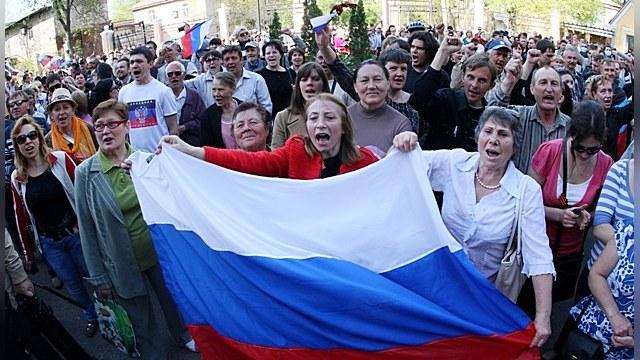 Британский эксперт: Путин прав насчет федерализации Украины