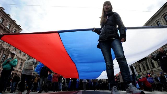 Немецкий журналист разглядел в российском патриотизме фашизм
