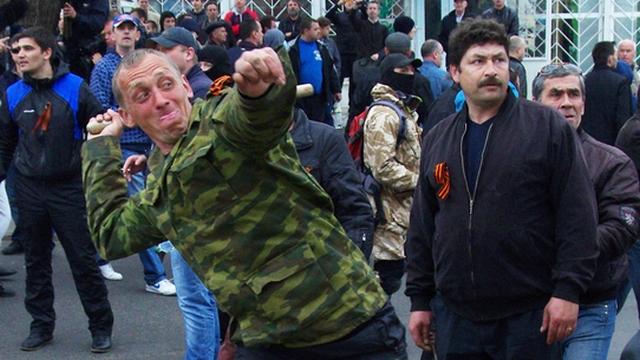 В Одессе в столкновениях погибли более 40 человек