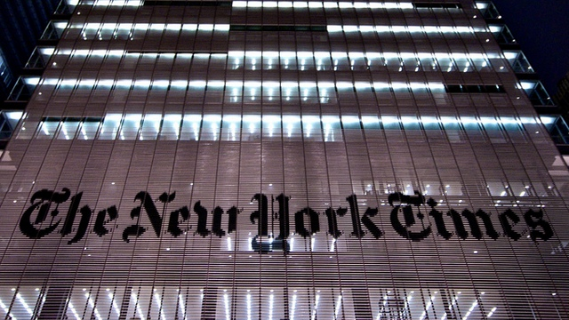 Журналист уличил New York Times в антироссийской пропаганде