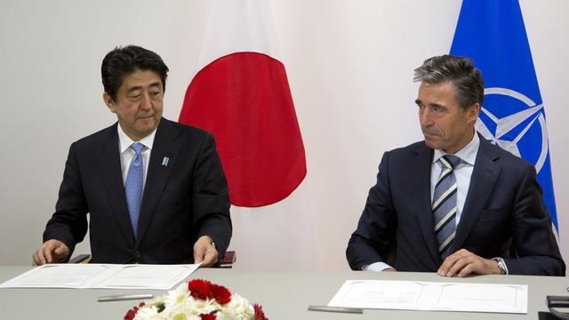 Крым напомнил японскому премьеру о «головной боли» в Азии