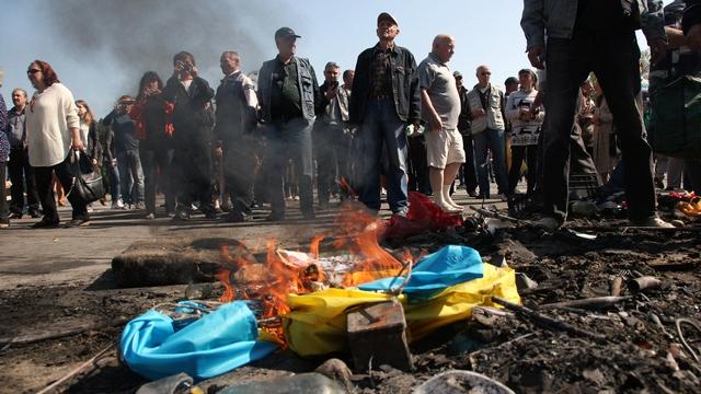 FT: Разделение убережет Украину от гражданской войны