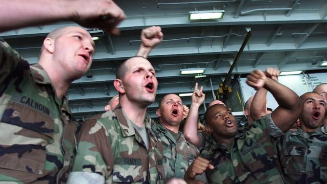 Латвийский мэр: Моряки НАТО вели себя как свиньи