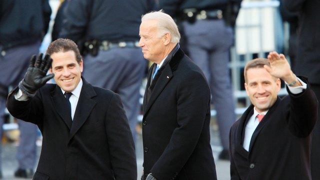 Сын вице-президента США славно поработал на кремлевскую пропаганду