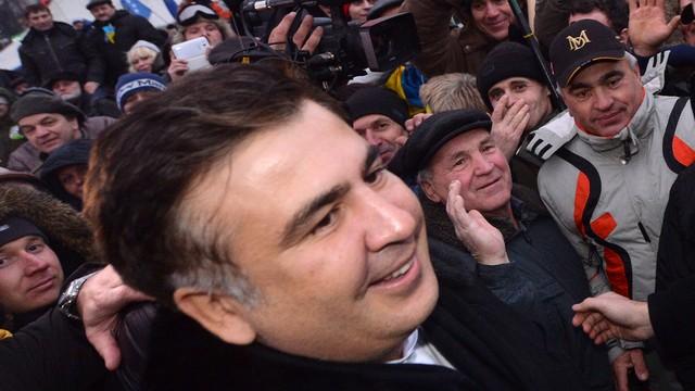 Саакашвили: «Линия Коломойского» остановила «колорадскую чуму»