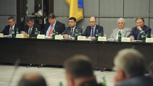 Очередной круглый стол по Украине не принес результатов