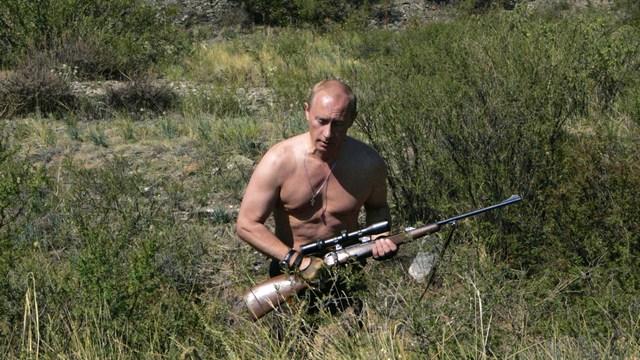 CBC: Путин равняется на героев русских сказок