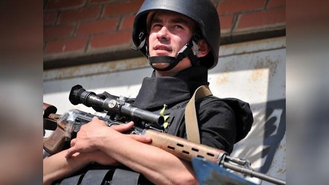 Киев готов расстреливать российских миротворцев
