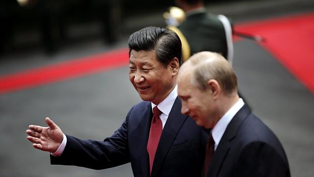 Nikkei: Дружба с Москвой добавит Пекину аргументов в споре с Токио