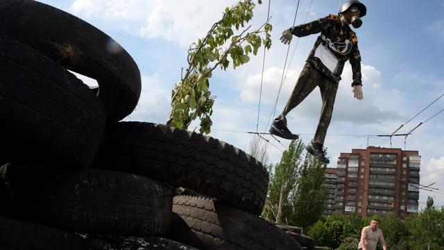 Бойцы «Правого сектора» в Славянске мрут как мухи