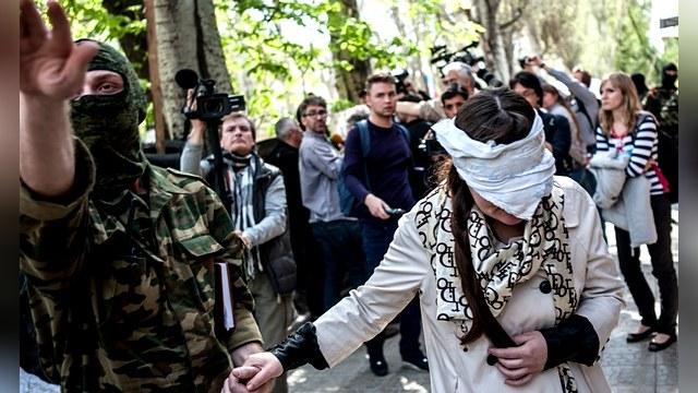 Vice News: Украинцы отплатили русским журналистам той же монетой