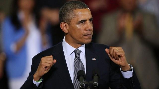 Обама: Провокации России не помешали украинцам сделать верный выбор