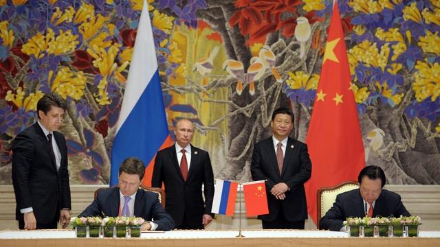 Die Zeit: Россия и Китай заставляют мир вспомнить о настоящей политике