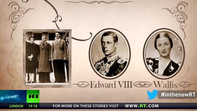 Российский канал высмеял королевскую семью за сравнение Путина с Гитлером