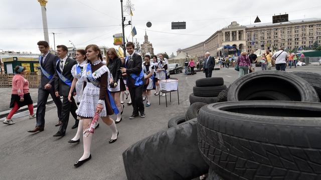 RFI: Лагерь на Майдане отравляет киевлянам жизнь