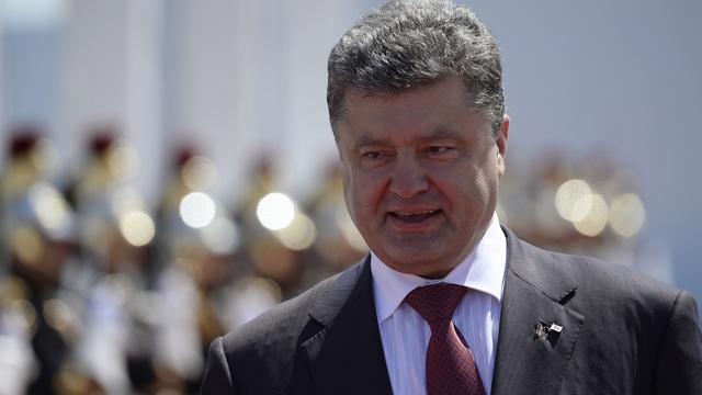 Петр Порошенко: новый президент, старая команда