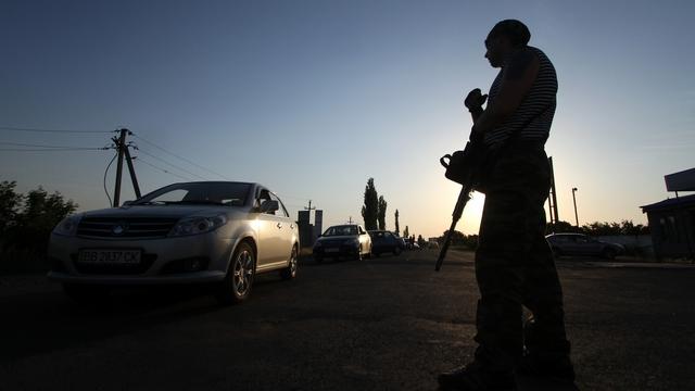 Путин поручил погранслужбе усилить контроль на границе с Украиной