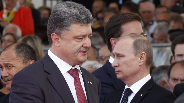 Насколько реалистичен мирный план Петра Порошенко?