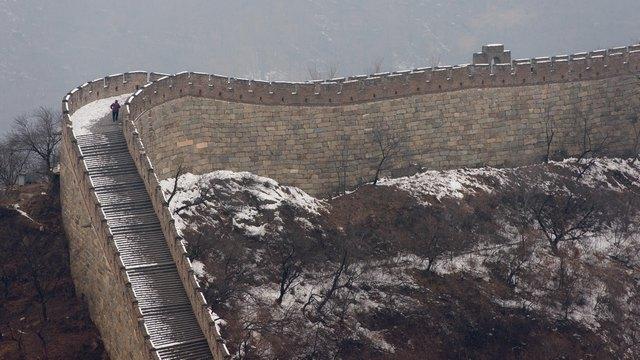Украинцы не прочь отгородиться «китайской стеной» от России