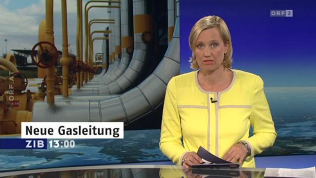 Австрия поможет России обойти Украину с «Южным потоком»