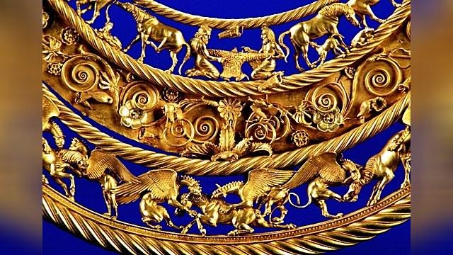 Киев пытается вернуть себе скифское золото Крыма