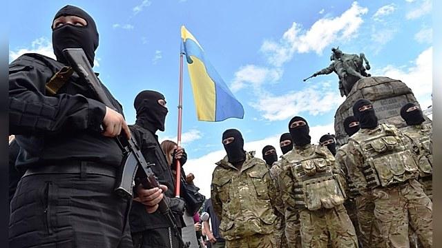 The Nation: «Американские ястребы» замалчивают зверства Киева