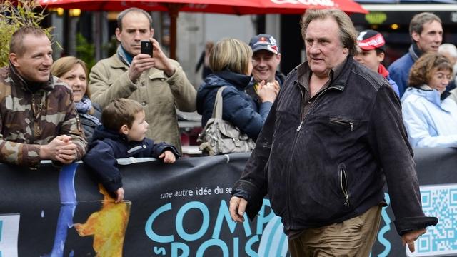 RTL: Друг Путина Жерар накормит москвичей в своем ресторане
