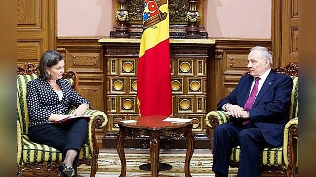 Молдавия применила репрессии за трансляцию российского ТВ