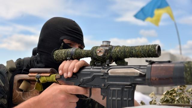 WSJ: Войска Киева вынудили ополченцев покинуть Славянск