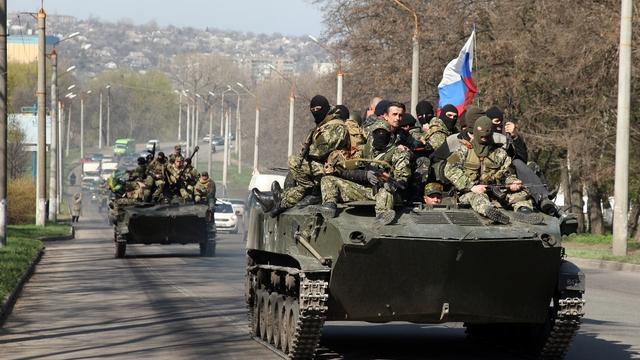 Опрос: Большинство россиян против военного вмешательства РФ на Украину