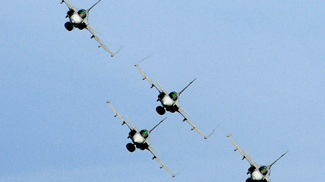 Полеты России над Балтикой вынудили шведов повысить готовность ВВС