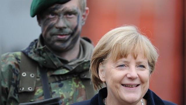 L'Opinione: Германия пришла на Украину за жизненным пространством